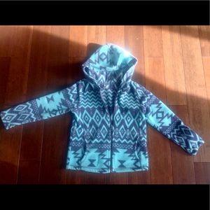 Fleece zip up